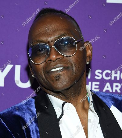 Music and television personality Randy Jackson attends the NYU Tisch School of the Arts gala at Capitale, in New York