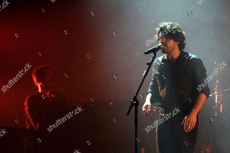 Stock Photo of Alessandro Mannarino
