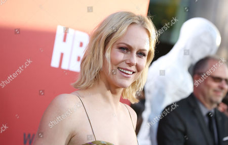 Editorial image of 'Westworld' TV show premiere, Arrivals, Los Angeles, USA - 16 Apr 2018