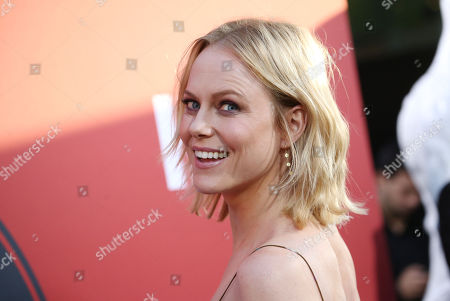 Editorial photo of 'Westworld' TV show premiere, Arrivals, Los Angeles, USA - 16 Apr 2018