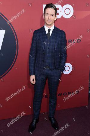 """Simon Quarterman attends the LA Premiere of """"Westworld"""" Season Two"""" at the Cinerama Dome, in Los Angeles"""