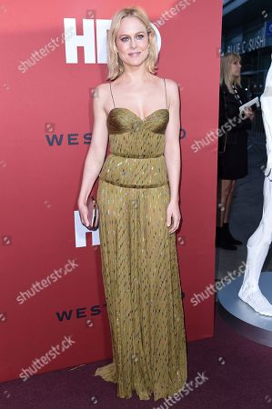 """Ingrid Bolso Berdal attends the LA Premiere of """"Westworld"""" Season Two"""" at the Cinerama Dome, in Los Angeles"""