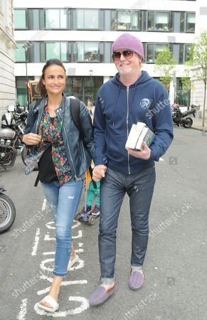 Chris Evans, Natasha Evans
