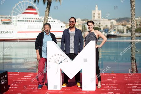 Editorial image of International Film Festival Malaga 2018, Spain - 17 Apr 2018