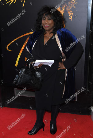 Editorial image of 'Tina: The Tina Turner Musical' press night, Aldwych Theatre, London, UK - 17 Apr 2018