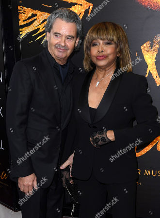 Editorial picture of 'Tina: The Tina Turner Musical' press night, Aldwych Theatre, London, UK - 17 Apr 2018
