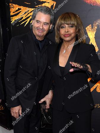 Editorial image of 'Tina: The Tina Turner Musical' press night, Aldwych Theatre, London, UK - 17 Apr 2018