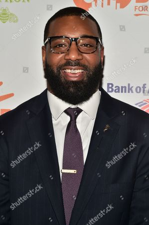 Editorial photo of Food Bank for New York City Can Do Awards Dinner, Arrivals, New York, USA - 17 Apr 2018