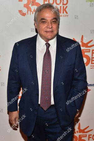 Editorial picture of Food Bank for New York City Can Do Awards Dinner, Arrivals, New York, USA - 17 Apr 2018