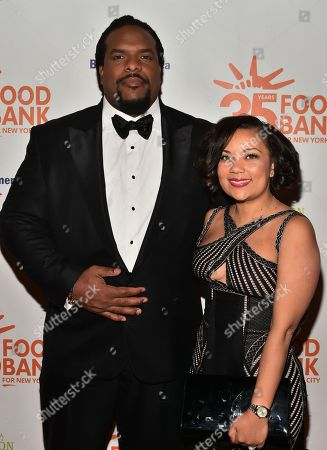 Willie Colon and guest