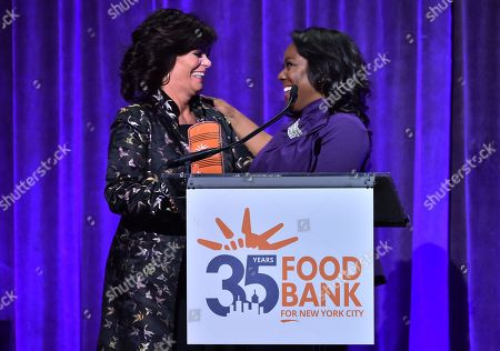 Editorial photo of Food Bank for New York City Can Do Awards Dinner, Inside, New York, USA - 17 Apr 2018