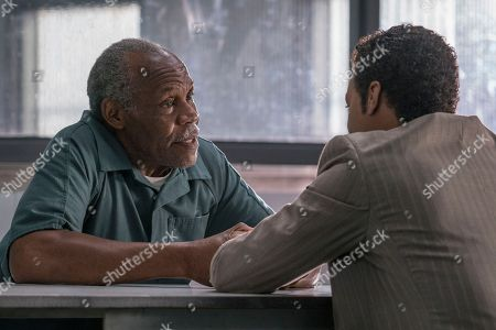 Danny Glover, Chiwetel Ejiofor