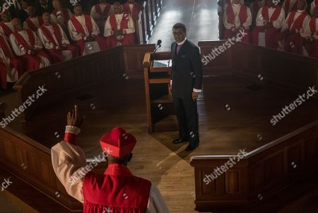 Stock Picture of Chiwetel Ejiofor