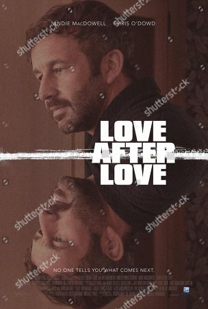 Love After Love (2017) Poster Art. Chris O'Dowd