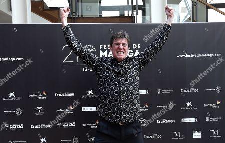 Editorial picture of 'A este lado de la carretera' film photocall, Malaga Spanish Film Festival, Spain - 17 Apr 2018