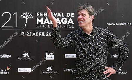 Editorial image of 'A este lado de la carretera' film photocall, Malaga Spanish Film Festival, Spain - 17 Apr 2018