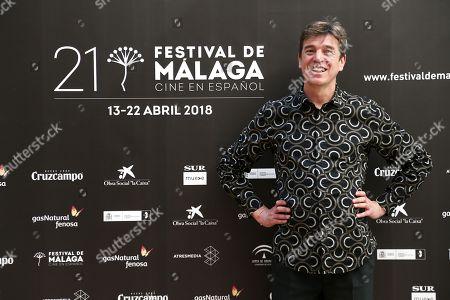 Stock Image of Javier Ojeda