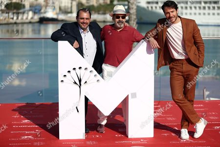 Editorial picture of 'Mi querida cofradia' film photocall, Malaga Spanish Film Festival, Spain - 17 Apr 2018