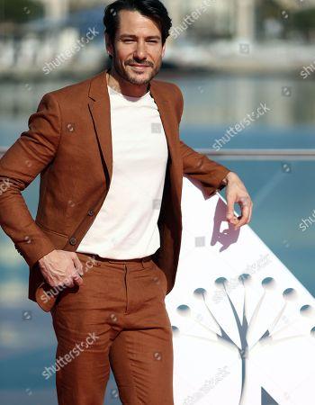 Stock Photo of Alejandro Albarracin