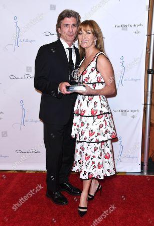 Editorial photo of The Colleagues and Oscar de la Renta Annual Spring Luncheon, Los Angeles, USA, America - 17 Apr 2018