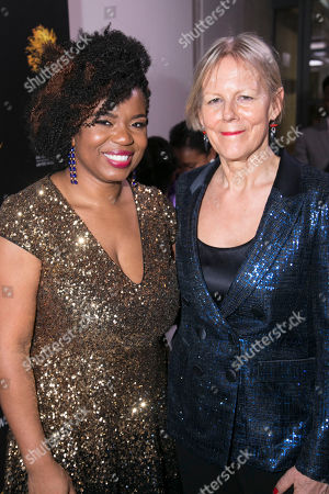 Stock Photo of Katori Hall (Author) and Phyllida Lloyd (Director)