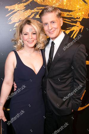 Editorial picture of 'Tina the Musical' party, Press Night, London, UK - 17 Apr 2018