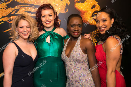 Editorial image of 'Tina the Musical' party, Press Night, London, UK - 17 Apr 2018