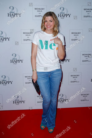 Stock Picture of Nina Bott