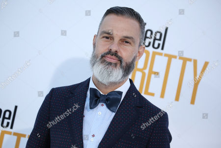 Stock Picture of Marc Silverstein