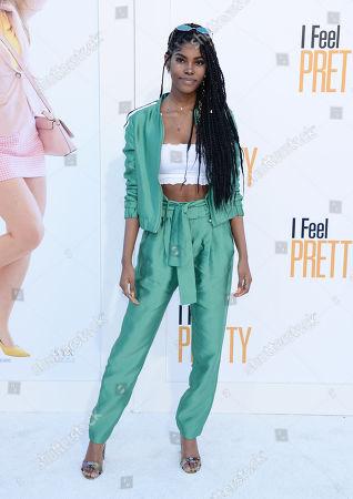 Editorial image of 'I Feel Pretty' film premiere, Los Angeles, USA - 17 Apr 2018