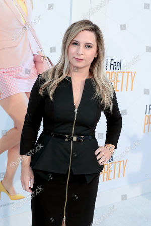 Editorial photo of STX Films presents the World film Premiere of 'I Feel Pretty' at Regency Village Theatre, Los Angeles, CA, USA - 17 Apr 2018