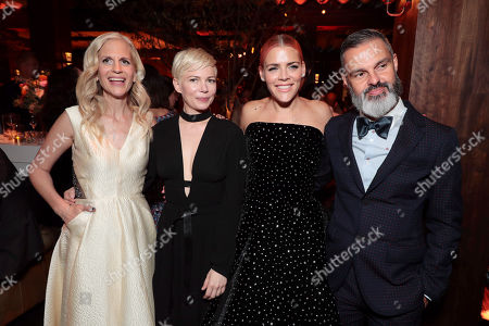 Abby Kohn, Writer/Director, Michelle Williams, Busy Philipps, Marc Silverstein, Writer/Director,