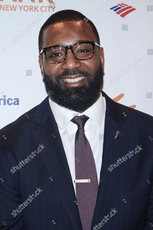 Editorial image of Food Bank For New York City Can Do Awards Dinner, USA - 17 Apr 2018