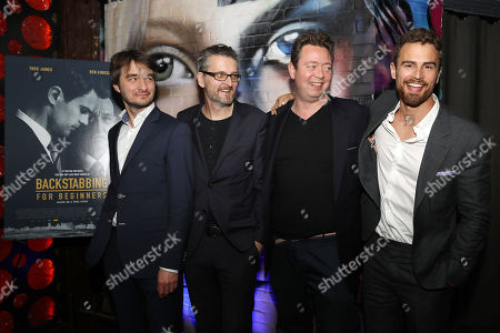 Nikolaj Vibe Michelsen (Producer), Per Fly (Writer; Director), Michael Soussan (Author) and Theo James