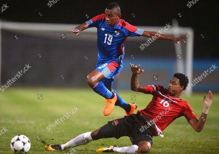Stock Photo of Alvin Jones and Ronaldo Dinolis