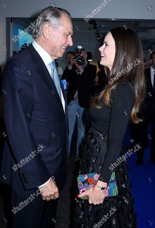 Jan Eliasson and Princess Sofia of Sweden