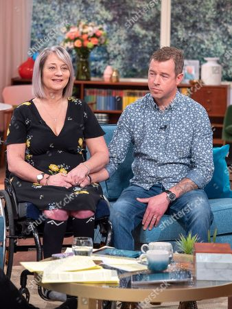 Editorial picture of 'This Morning' TV show, London, UK - 18 Apr 2018