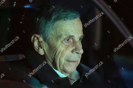 Stock Picture of William B. Davis
