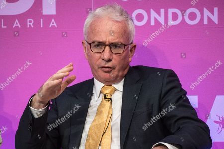 Stock Photo of Peter Sands