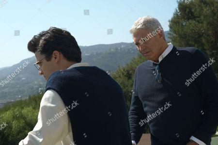 Darren Criss, Michael Nouri
