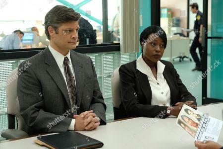 Jay R Ferguson, Christine Horn