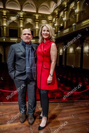 Editorial picture of The Royal Concertgebouw concert hall, Amsterdam, The Netherlands - 15 Apr 2018