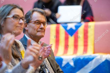 Former Catalan president Artur Mas i Gavarro