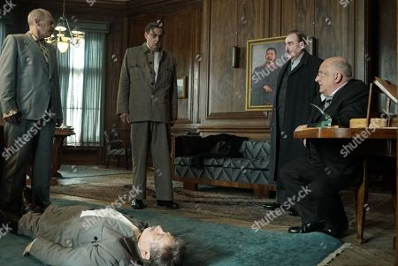 "Editorial image of ""The Death of Stalin"" Film - 2017"