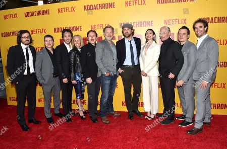 Editorial picture of 'Kodachrome' film premiere, Arrivals, Los Angeles, USA - 18 Apr 2018