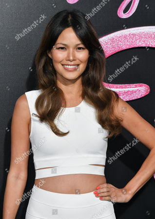 Editorial picture of 'Tully' film premiere, Arrivals, Los Angeles, USA - 18 Apr 2018