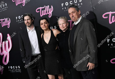 Editorial photo of 'Tully' film premiere, Arrivals, Los Angeles, USA - 18 Apr 2018