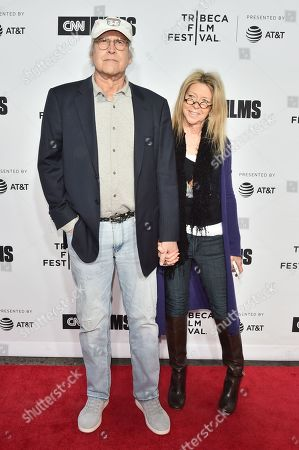 Editorial image of Tribeca Film Festival Opening Night Gala, Arrivals, New York, USA - 18 Apr 2018