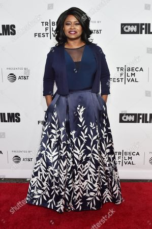 Editorial picture of Tribeca Film Festival Opening Night Gala, Arrivals, New York, USA - 18 Apr 2018