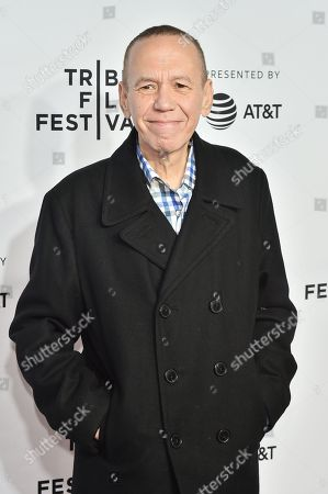 Editorial image of Tribeca Film Festival Opening Night Gala, Arrivals, New York, USA - 18 Apr 2018